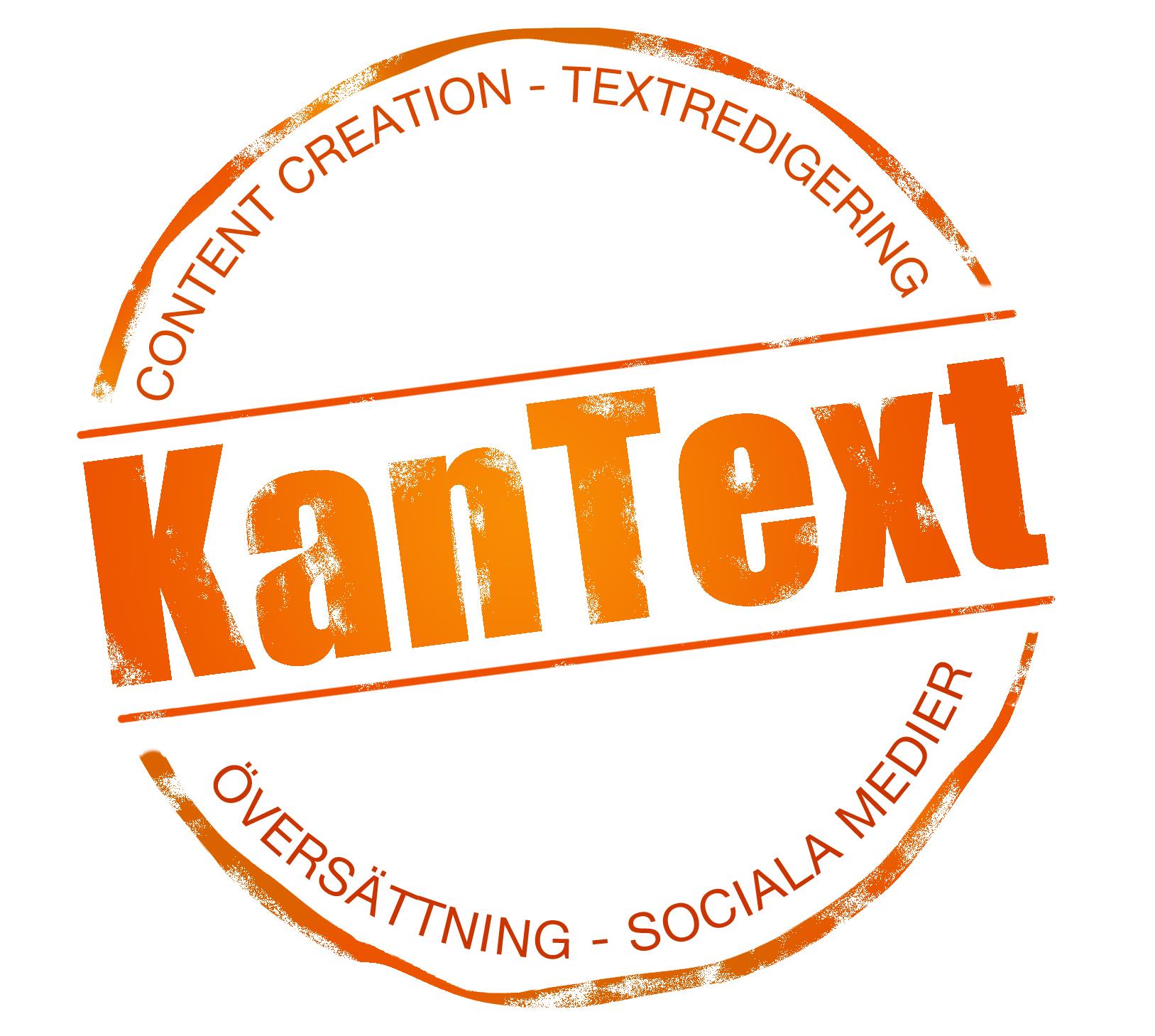 KanText – När du behöver hjälp att skriva, redigera, översätta eller sprida texter